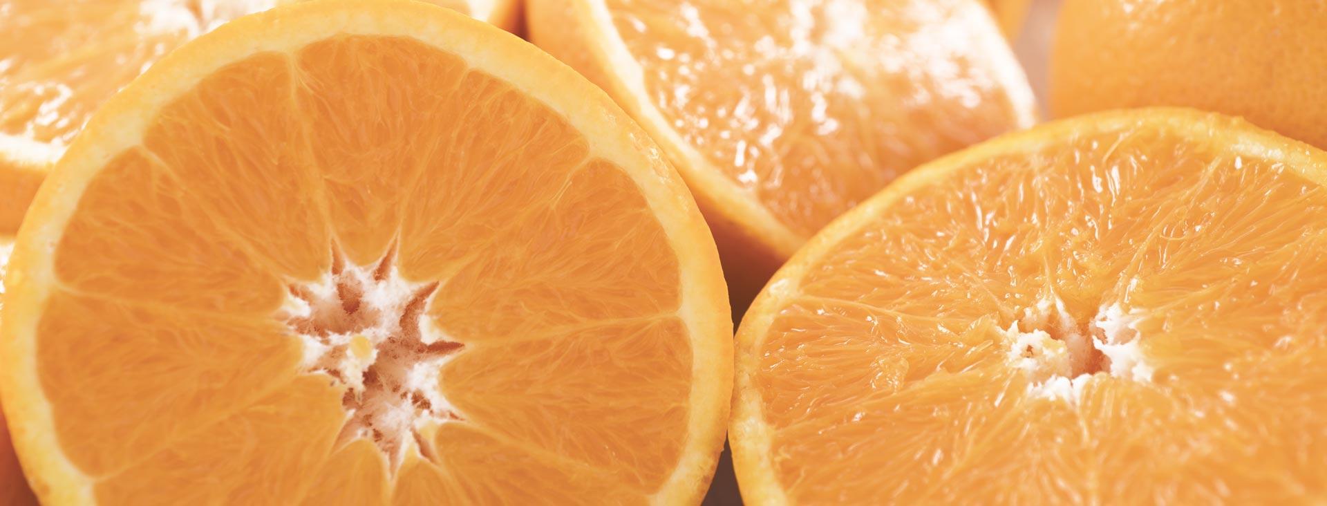 Naranjas de Citrama
