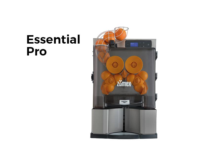 Zumex Essential Pro - Maquinas de zumo