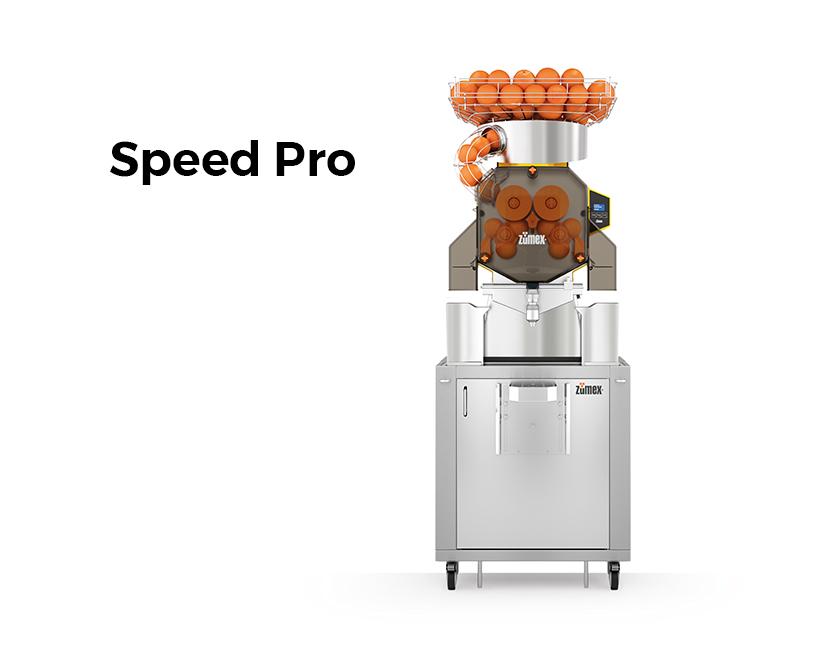 Zumex Speedpro - maquinas de zumo