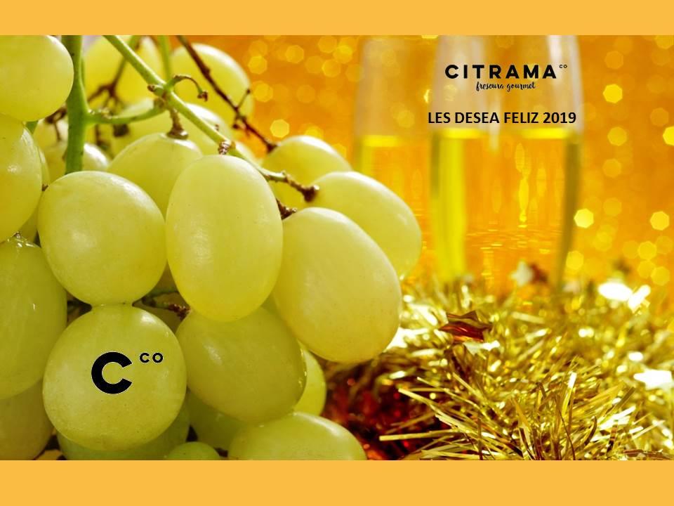 uvas de la suerte