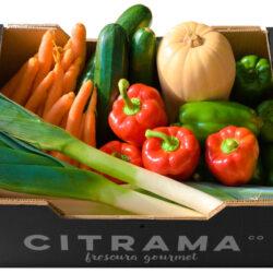 Cesta básica de verduras