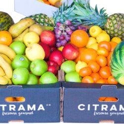Comprar frutas variadas en Madrid